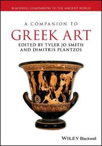 A Companion to Greek Art 2 Volume Set: Blackwell Companions to the Ancient World