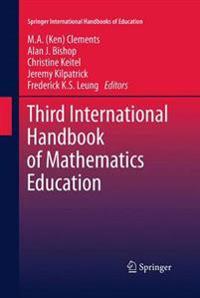 Third International Handbook of Mathematics Education