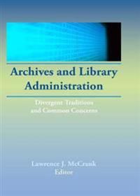Archives and Library Administration