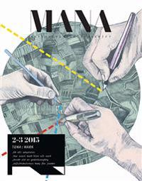 Tidskriften Mana 2-3(2015) Mark