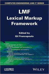 LMF: Lexical Markup Framework