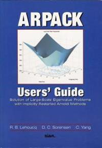Arpack User's Guide
