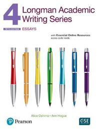 Longman Academic Writing Series, Level 4