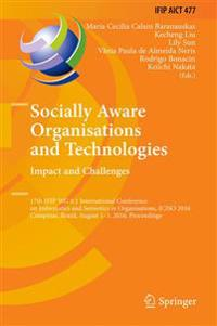 Socially Aware Organisations and Technologies