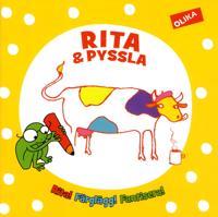 Rita och pyssla : rita, färglägg, fantisera