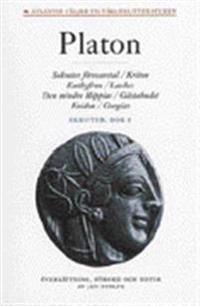 Skrifter 1 Sokrates försvarstal Kriton Euthyfron Laches Den mindre H-Gästab