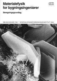 Materialefysik for bygningsingeniører