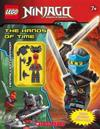 The Activity Book with Minifigure (Lego Ninjago)
