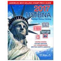 2017 Us/Bna Postage Stamp Catalog