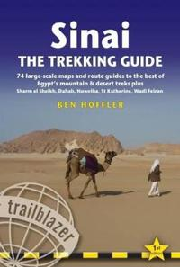 Sinai Trekking Guide: 74 Large-Scale Maps and Route Guides to the Best of Egypt S Mountain and Desert Treks