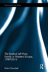 The Radical Left Party Family in Western Europe, 1989-2015
