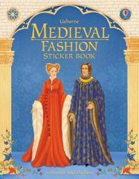 Medieval fashion sticker book
