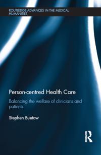 Person-centred Health Care