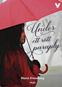 Under ett rött paraply (Ljudbok/CD + bok)
