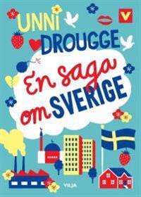 En saga om Sverige (Bok + Ljudbok/CD)