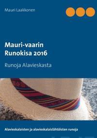 Mauri-vaarin runokisa 2016
