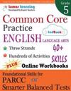 Common Core Practice - 5th Grade English Language Arts: Workbooks to Prepare for the Parcc or Smarter Balanced Test