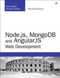 Node.js, MongoDB and Angular Web Development