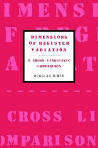 Dimensions of Register Variation