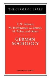 German Sociology