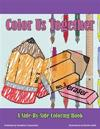 Color Us Together: A Side-By-Side Coloring Book for Kids and Adults