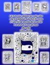 Lär Hebreiska Alfabetet På Ett Enkelt Sätt Roligt Och Avkopplande Målarbok För Vuxna 22 Sidor För Att Utveckla Din Kreativitet I Ett Abstrakt Konststi