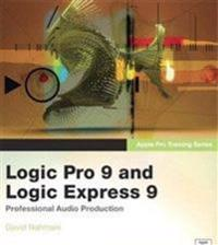 Logic Pro 9 and Logic Express 9
