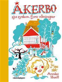 Åkerbo : sju syskon, fyra våningar