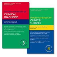 Oxford Handbook of Clinical Diagnosis + Oxford Handbook of Clinical Surgery