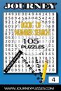 Number Search Puzzles: 105 Puzzles in Large 20pt Font (Volume 4)