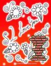 Aku Cinta Kamu Dalam Bahasa Inggris Buku Mewarnai 20 Gambar Mudah Gunakan Untuk Menghias Hadiah Kartu Ucapan Kenang-Kenangan