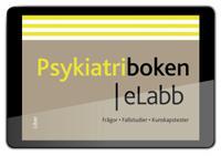 Psykiatriboken eLabb 12 mån - e-läromedel - online – digital - interaktiv – webb