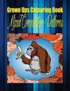 Grown Ups Colouring Book Mixed Compilation Patterns Mandalas