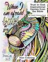 Trust in God: Inspirational Quotes from the Bible: An Adult Coloring Book