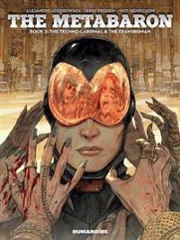 The Metabaron, Book 2: The Techno-Cardinal & the Transhuman: Oversized Deluxe