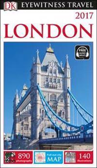 London: Eyewitness Travel Guide