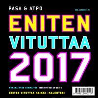ENITEN VITUTTAA 2017 KALENTERI