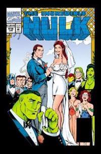 The Incredible Hulk Epic Collection 20