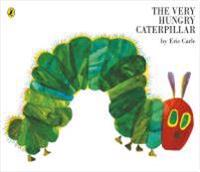 The Very Hungry Caterpillar Little Learning Library Board book