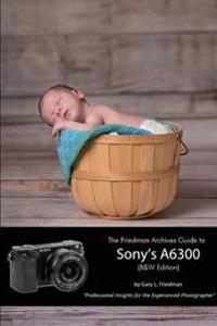 The Friedman Archives Guide to Sony's A6300 (B&W Edition)