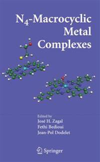 N4-Macrocyclic Metal Complexes