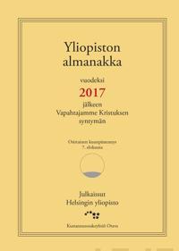 YLIOPISTON ALMANAKKA 2017 (PIENI)