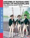 Uniforms of Russian Army During the Napoleonic War Vol.5