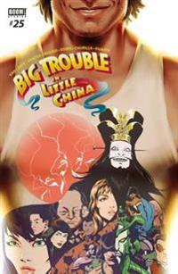 Big Trouble in Little China #25