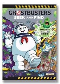 Ghostbusters Classic Seek and Find