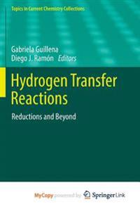 Hydrogen Transfer Reactions + Ereference