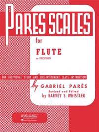 Pares Scales: Flute or Piccolo