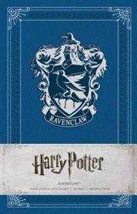 Harry Potter - Ravenclaw Hardcover Ruled Journal