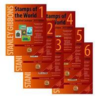 Stanley Gibbons Stamps of the World