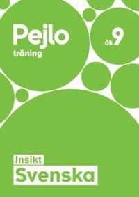 Pejlo träning svenska åk 9 upplaga 2